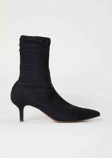 H&M H & M - Sock-style Pumps - Black