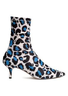H&M H & M - Sock-style Pumps - Blue