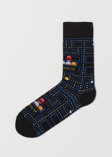 H&M H & M - Socks - Black