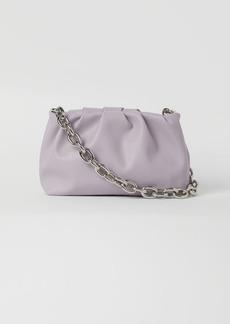 H&M H & M - Soft Shoulder Bag - Purple