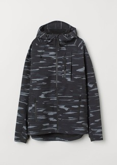 H&M H & M - Softshell Jacket - Black