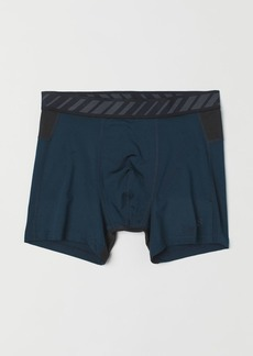 H&M H & M - Sports Boxer Shorts - Blue