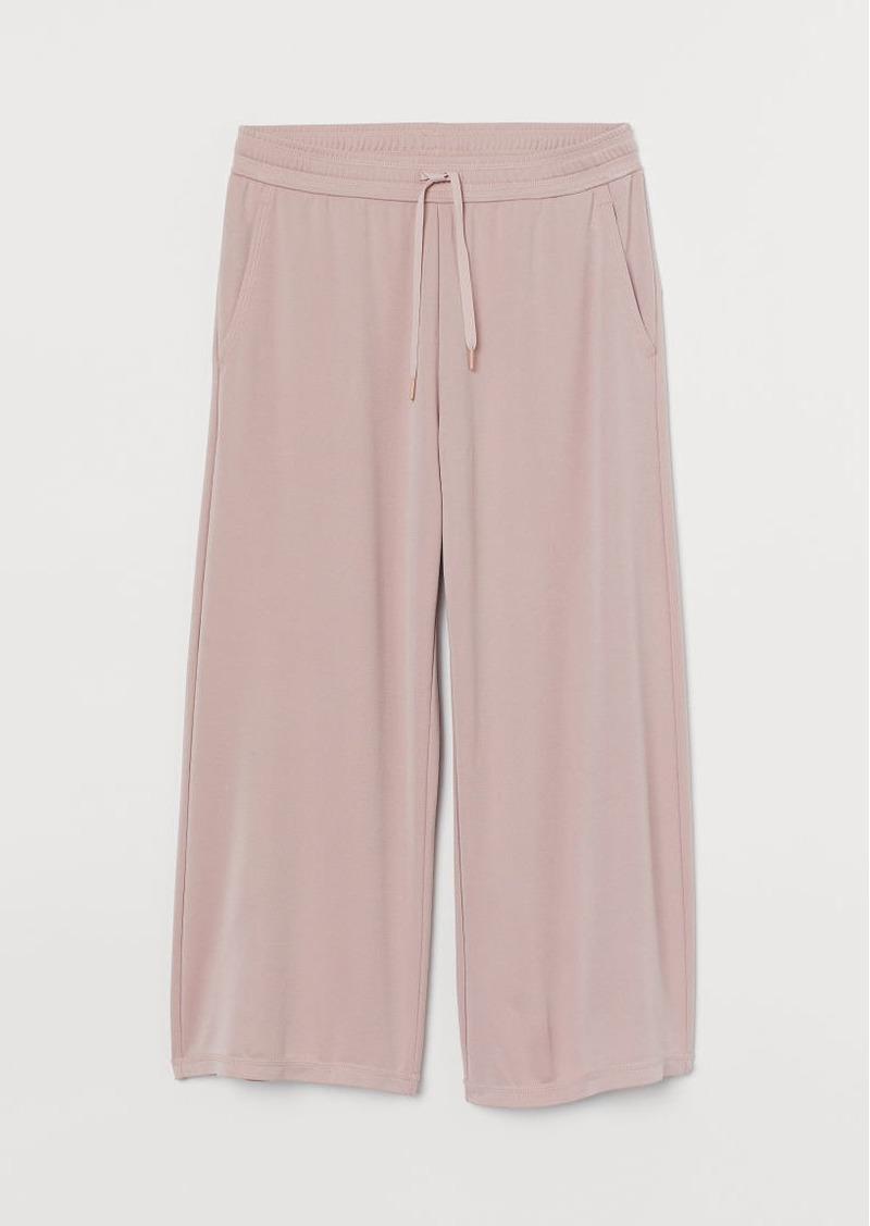 H&M H & M - Sports Culottes - Pink