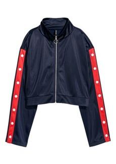 H&M H & M - Sports Jacket - Blue