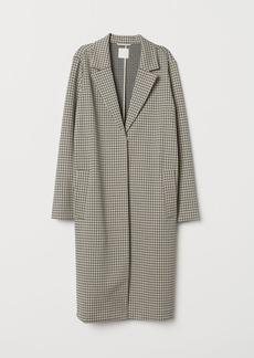 H&M H & M - Straight-cut Coat - Beige