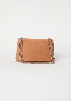 H&M H & M - Suede Shoulder Bag - Orange