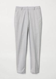 H&M H & M - Suit Pants - Gray