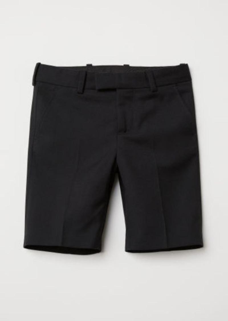H&M H & M - Suit Shorts - Black