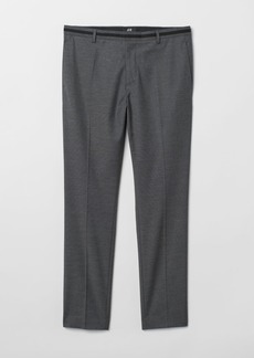 H&M H & M - Suit trousers Super Skinny Fit - Gray
