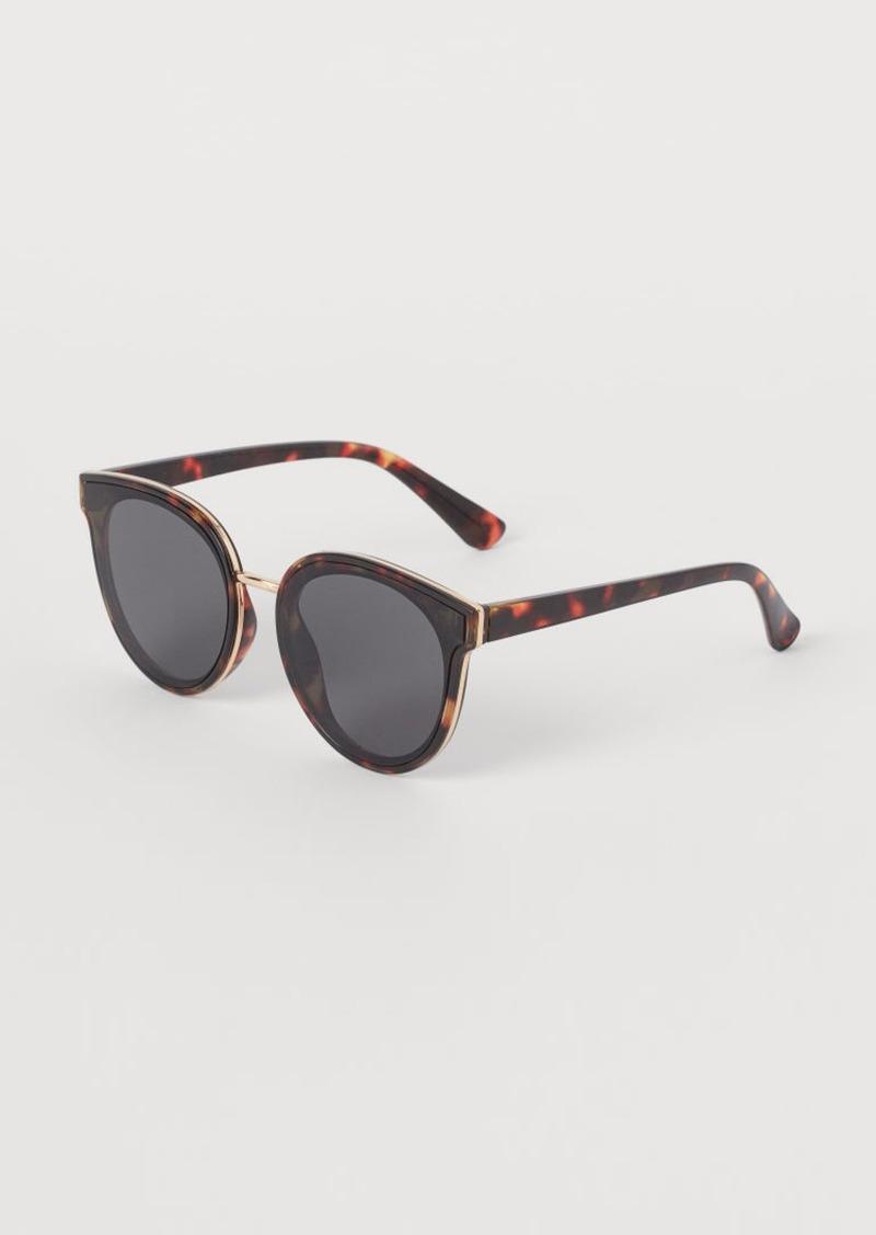 H&M H & M - Sunglasses - Brown