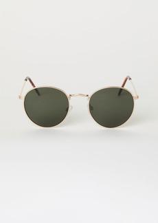 H&M H & M - Sunglasses - Gold