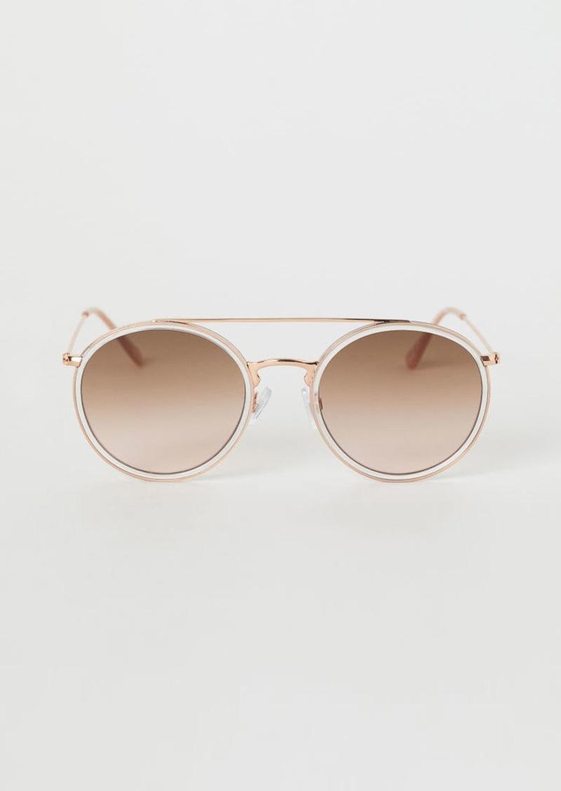 3ecb73c024b2 H&M H & M - Sunglasses - Orange | Sunglasses