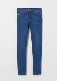 H&M H & M - Super Skinny Jeans - Blue