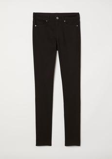 H&M H & M - Super Skinny Regular Jeans - Black