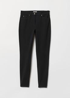 H&M H & M - Super Slim-fit Pants - Black