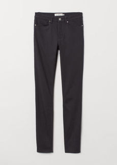 H&M H & M - Super Slim-fit Pants - Gray