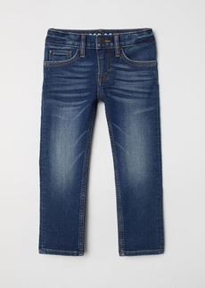H&M H & M - Super Soft Skinny Fit Jeans - Blue