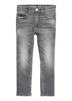 H&M H & M - Super Soft Skinny Fit Jeans - Gray
