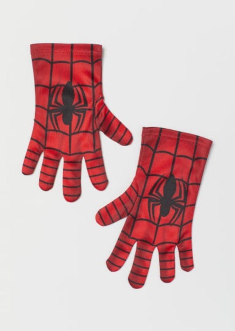 H&M H & M - Superhero Gloves - Red