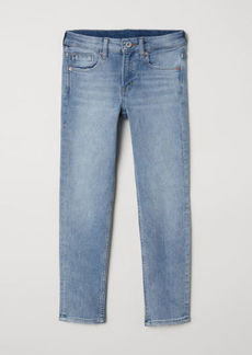 H&M H & M - Superstretch Skinny Fit Jeans - Blue