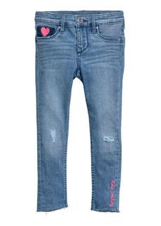 H&M H & M - Superstretch Skinny Fit Jeans - Blue