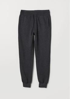 H&M H & M - Sweatpants - Black