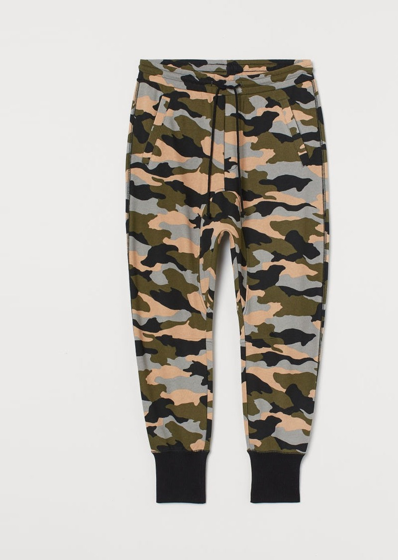 H&M H & M - Sweatpants - Green