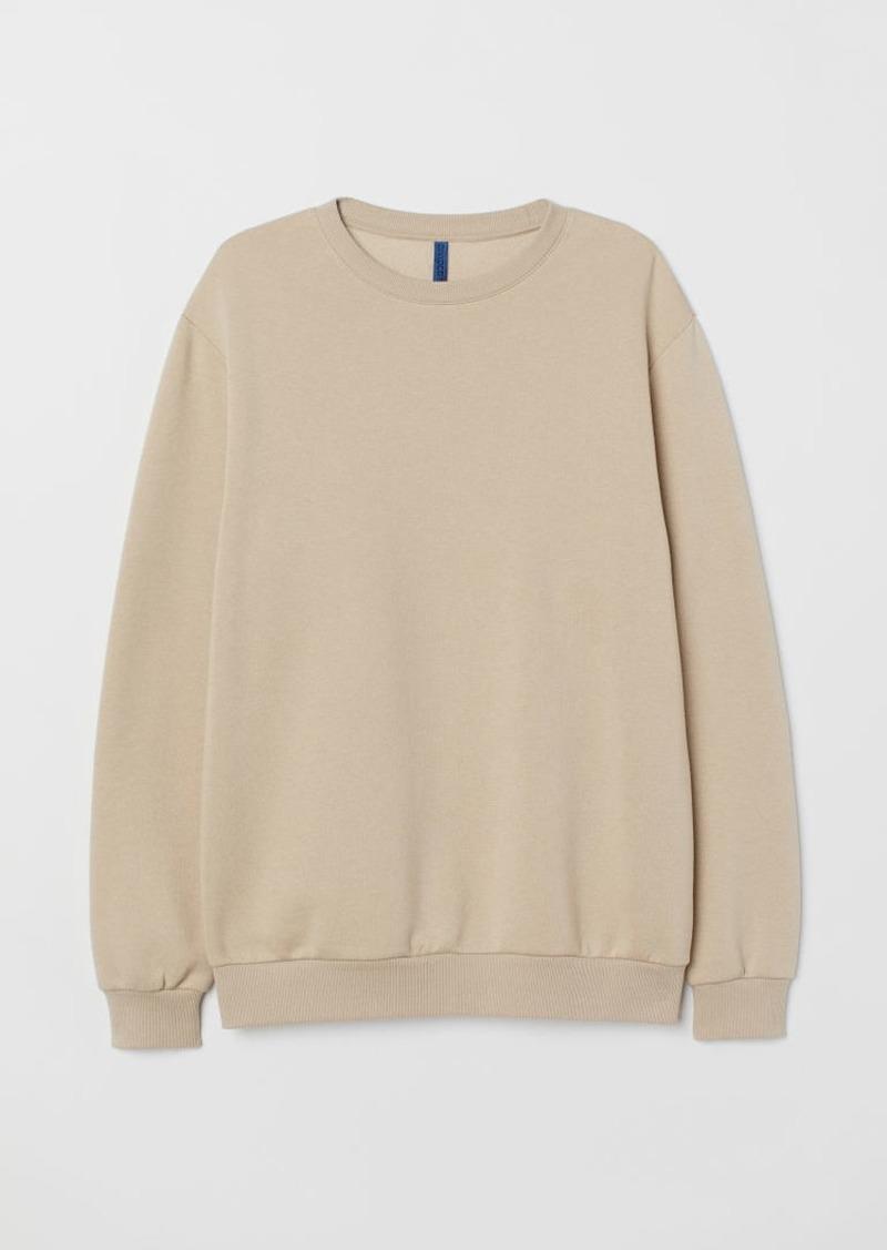 H&M H & M - Sweatshirt - Beige