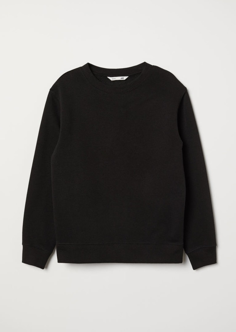 H&M H & M - Sweatshirt - Black