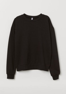 H&M H & M - Sweatshirt - Black