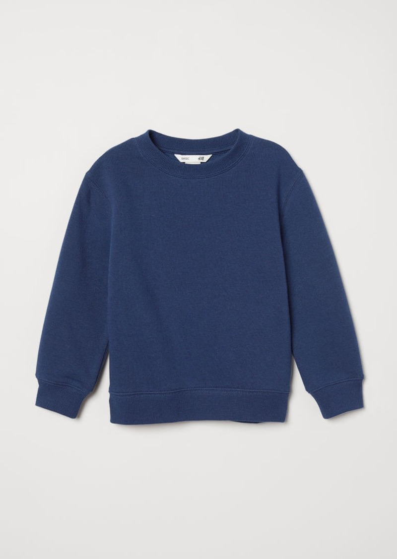 H&M H & M - Sweatshirt - Blue