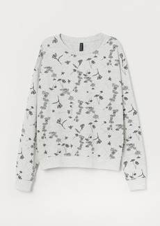H&M H & M - Sweatshirt - Gray