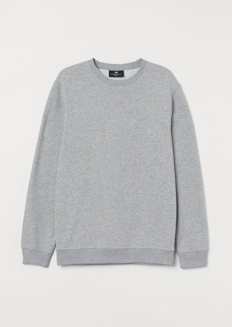 H&M H & M - Sweatshirt - Gray