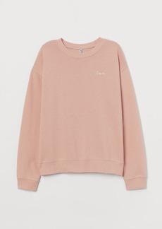 H&M H & M - Sweatshirt - Orange