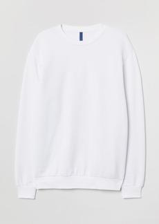 H&M H & M - Sweatshirt - White