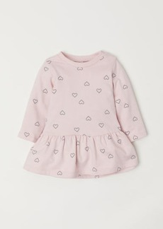 H&M H & M - Sweatshirt Dress - Pink