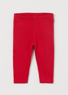 H&M H & M - Sweatshirt Leggings - Red