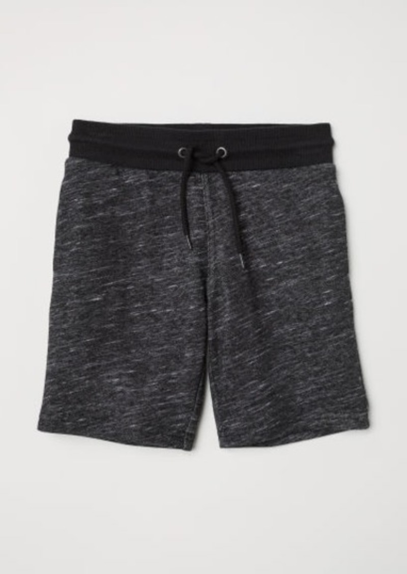 H&M H & M - Sweatshorts - Black