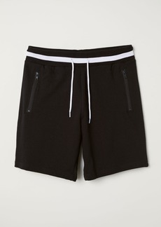 H&M H & M - Sweatshorts - Black