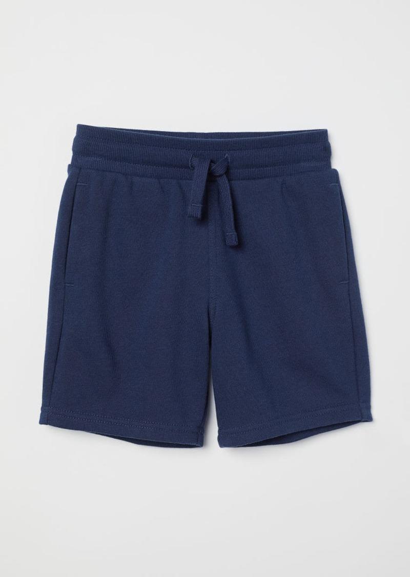 H&M H & M - Sweatshorts - Blue