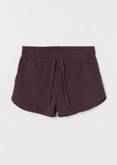 H&M H & M - Sweatshorts - Brown