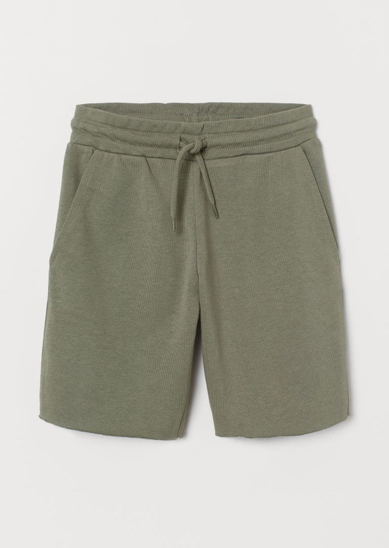 H&M H & M - Sweatshorts - Green