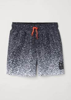 H&M H & M - Swim Shorts - Black
