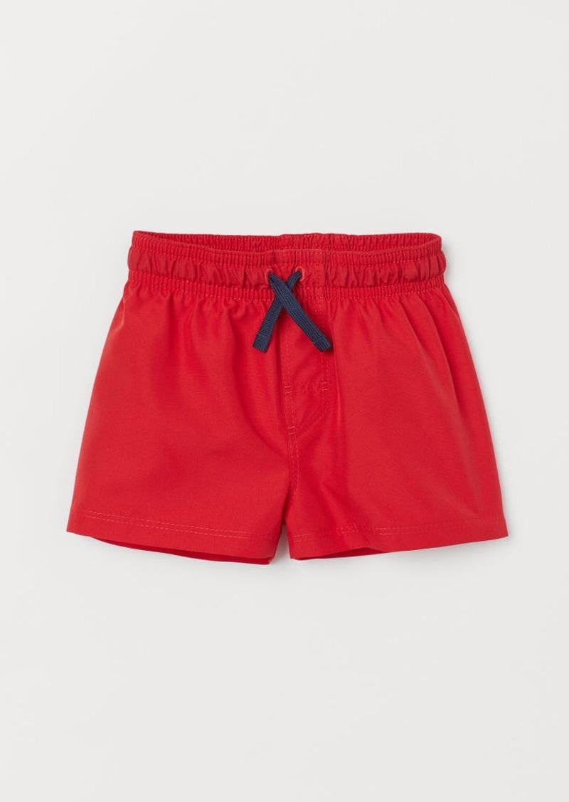 H&M H & M - Swim Shorts - Red