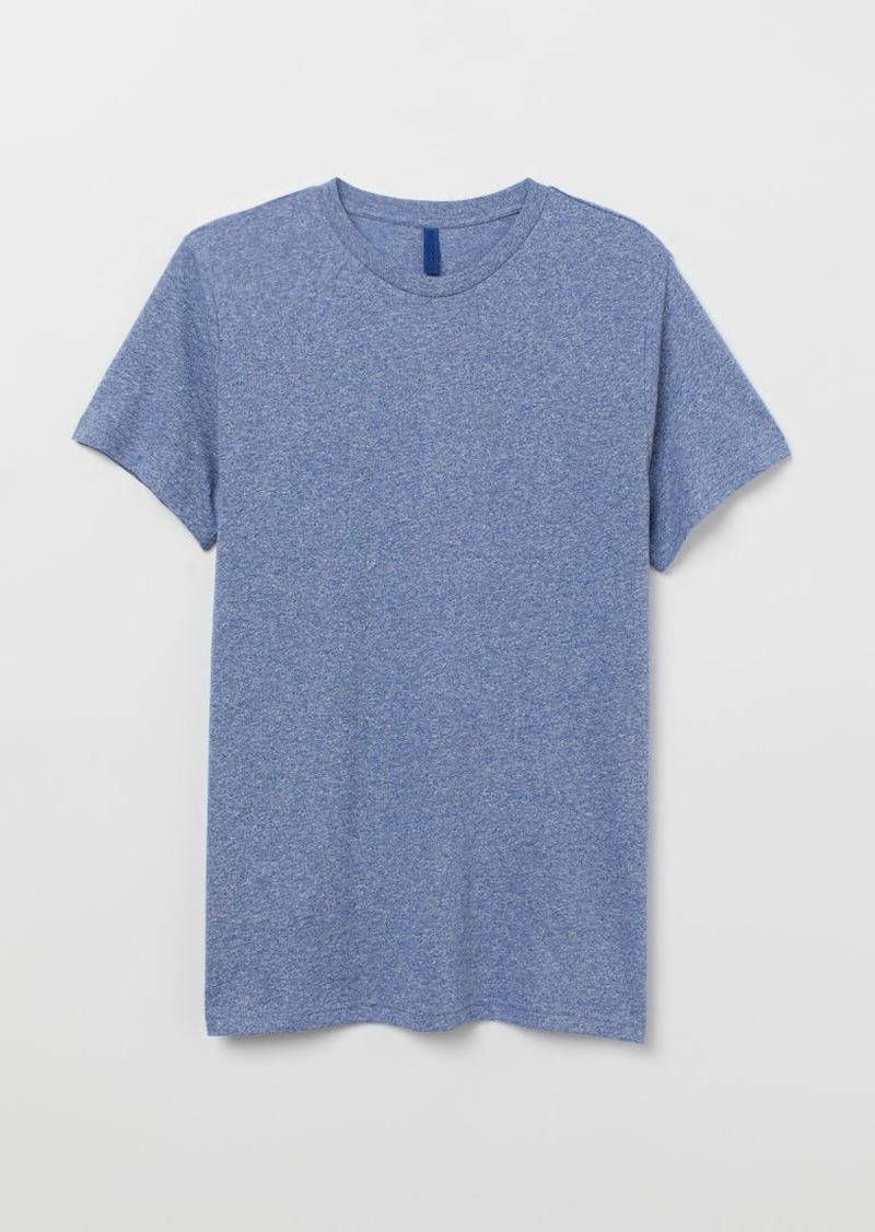 H&M H & M - T-shirt - Blue