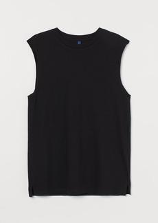 H&M H & M - Tank Top - Black