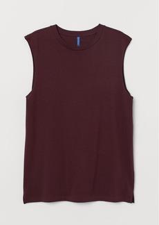 H&M H & M - Tank Top - Red