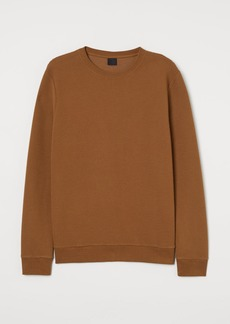 H&M H & M - Textured-knit Shirt - Beige