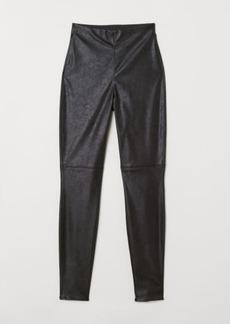 H&M H & M - Treggings - Black