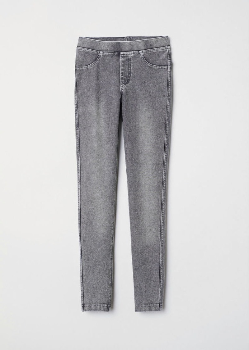 H&M H & M - Treggings - Gray